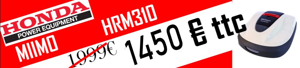 HONDAPROMOHRM310
